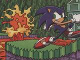 Marble Zone (Sonic X)