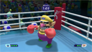 Mario & Sonic at the Rio 2016 Olympic Games - Wario Boxing