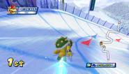 Mario Sonic Olympic Winter Games Gameplay 150