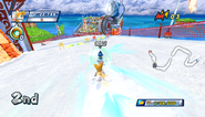 Mario Sonic Olympic Winter Games Gameplay 213