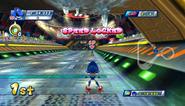 Mario Sonic Olympic Winter Games Gameplay 279