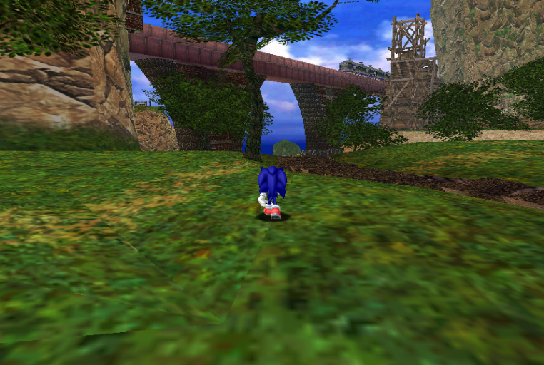 Mystic Ruins (Sonic Adventure) | Sonic News Network | FANDOM powered