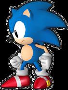 Runners Sonic sprite 2