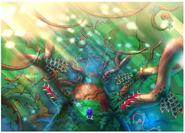 Silent Forest koncept 1