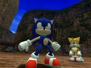 Sonic Adventure DC Cutscene 044