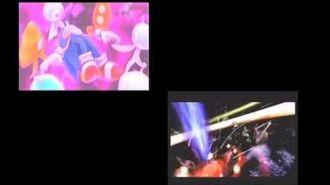 Sonic Colors ending vs. Super Mario Galaxy ending