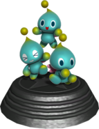Sonic Generations Chao Statue