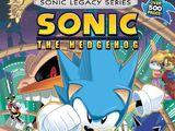 Sonic the Hedgehog: Legacy Volume 3