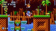 Sonic Mania invincibility