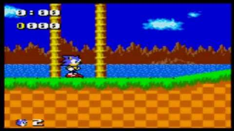 Sonic The Hedgehog Pocket Adventure Intro