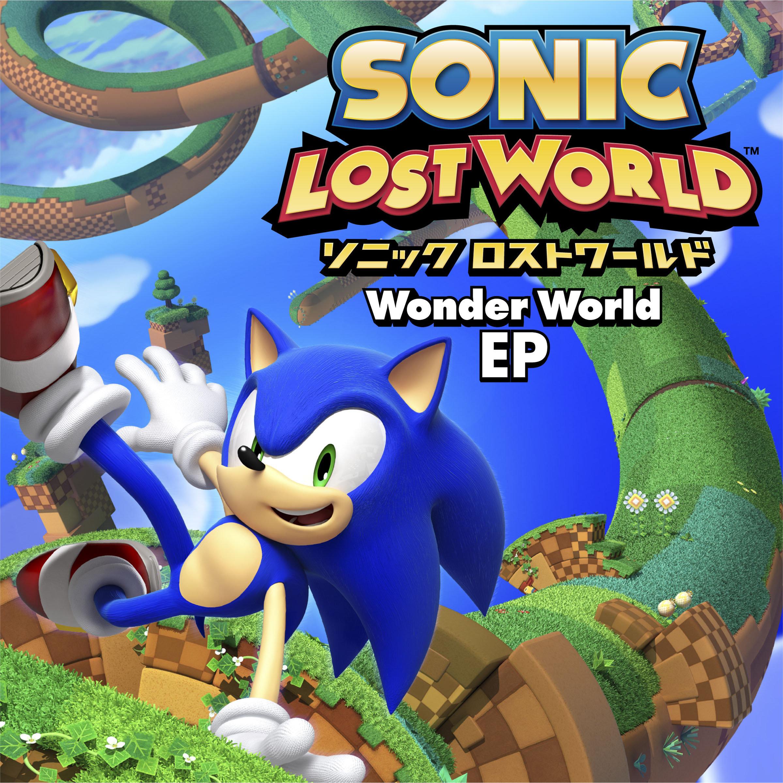 Sonic Lost World Wonder World Ep Sonic News Network Fandom
