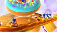 Anton in Sonic Lost World
