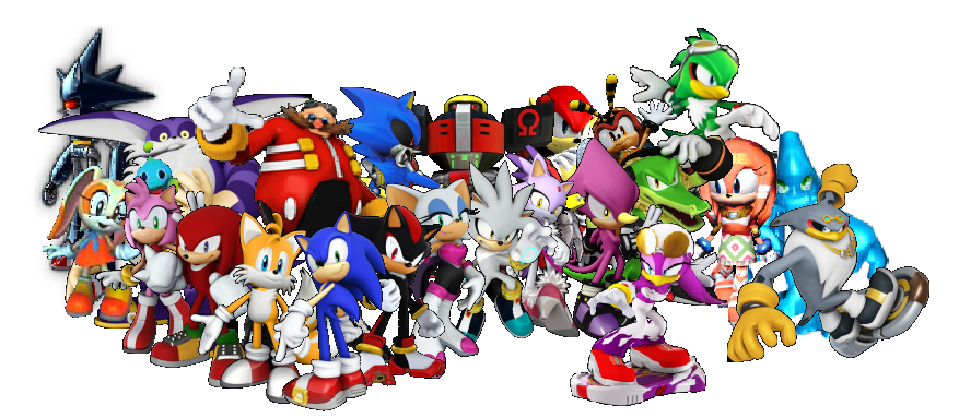 image awesome sonic characters png sonic news network fandom