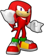 Knuckles Runners