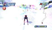 Mario Sonic Olympic Winter Games Gameplay 125