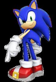 Modern Style Sonic 15
