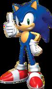 SegaSuperstars Sonic