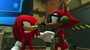 Sonic Forces - KnucklesAvatar M