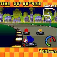 Sonic Kart 3DX 5