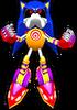 Sonic Rivals 2 - Metal Sonic costume 3