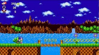 Sonic X Vapor Gameplay