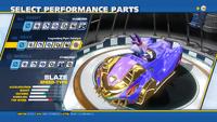 Blaze Legendary Pyro Catalyst Rear