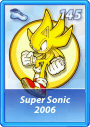 Card 145 (Sonic Rivals)