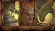 Cutscene - Battle With Erazor Screenshot 1