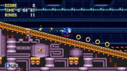 Flying battery - sonic mania