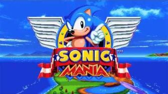 Green Hill Zone - Sonic Mania