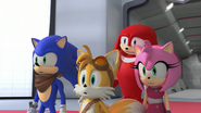 RTTVOC Sonic Tails Knuckles and Amy