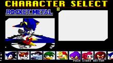 Rocket Metal select