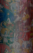 SA2B Title Screen Raw