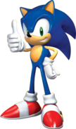 SEGA Superstars Sonic