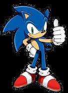 Sonic 2D Stock OK