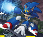 Sonic Man Profile