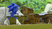 Sonic vs. Shadow (Sonic Boom TV Series Edition)