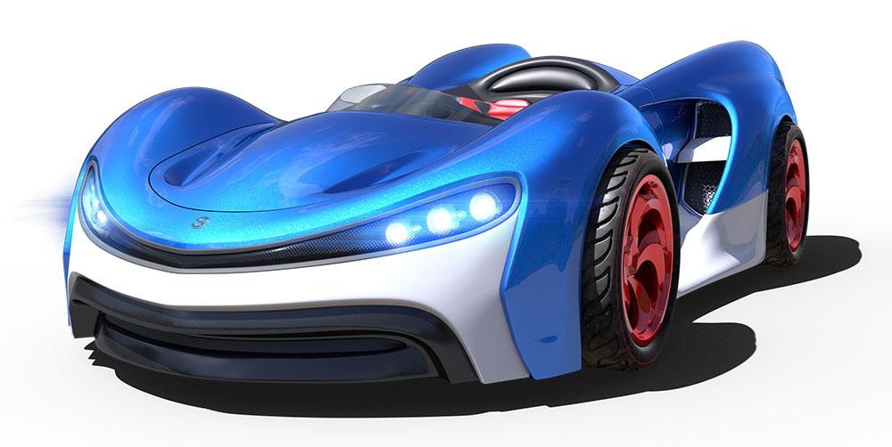 Speed Star Sonic News Network Fandom
