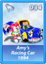 Card 034 (Sonic Rivals)