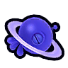 Indigo Asteroid (Sleep) (Sonic Lost World Wii U)