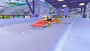 Mario Sonic Olympic Winter Games Gameplay 096