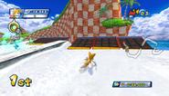 Mario Sonic Olympic Winter Games Gameplay 210
