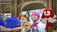 S2E05 Knuckles Amy and Tails 2