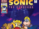Archie Sonic the Hedgehog Issue 137