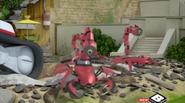 Scorpion bots