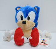 SegaSonic Jumbo suction cups Sonic