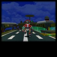 Sonic Adventure Credits (Gamma 21)