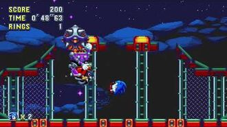 Sonic Mania Boss 21 - Heavy Rider