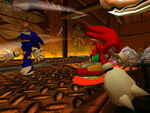 Sonic Riders - Knuckles - Level 3
