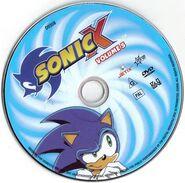 Sonic X Volume 5 AUS DVD